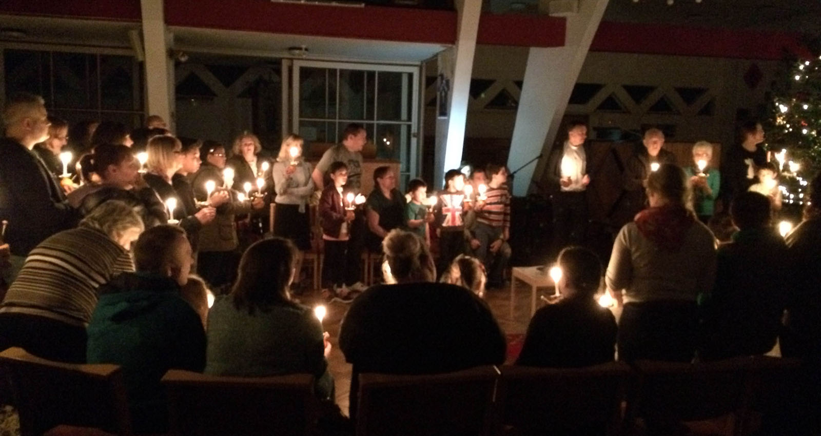 Christingle 2016 at Saint Peter's