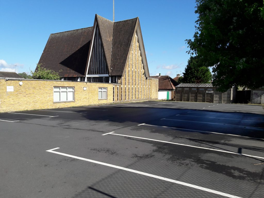 Church Premises Westcliff