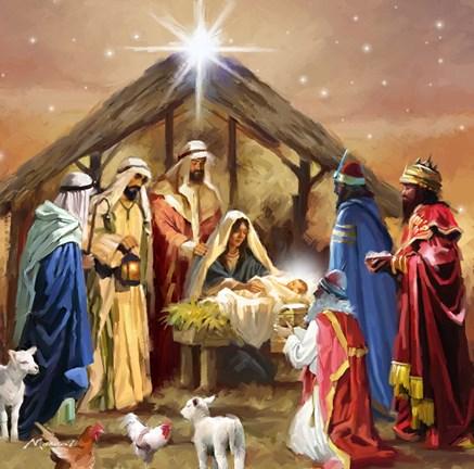 nativity-collage