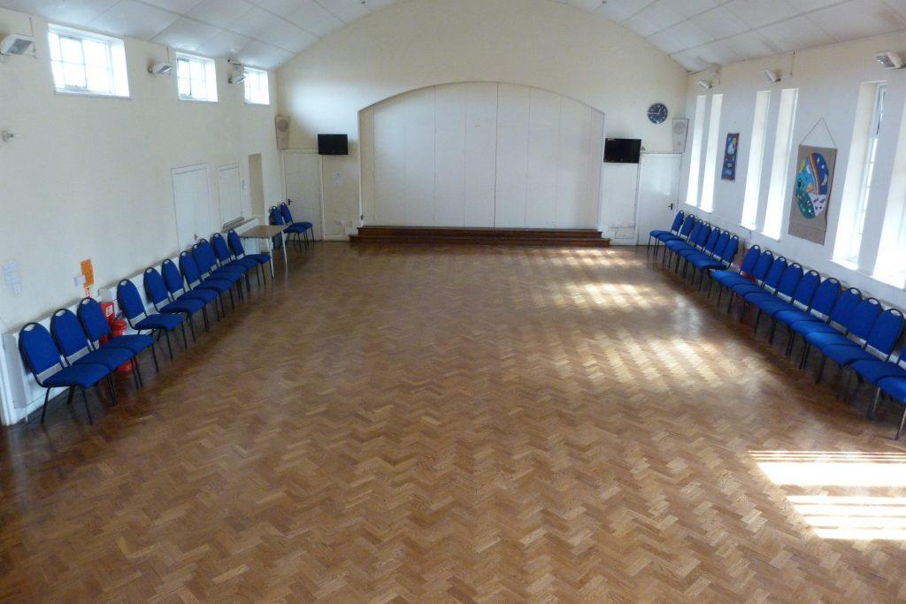 Church Premises Westcliff