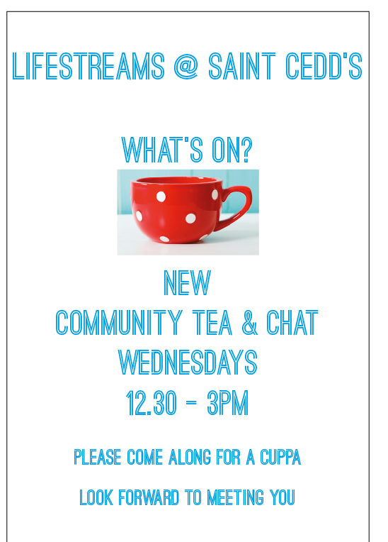 Tea and Chat for website