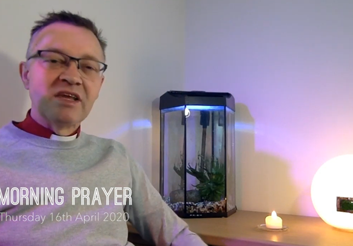 Morning Worship - 16 April 2020