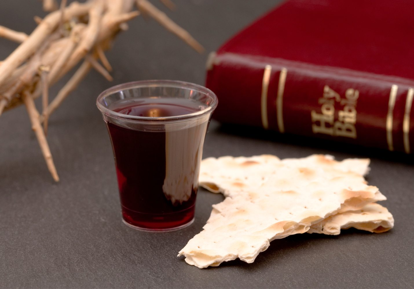 Holy Communion - May 13 2020