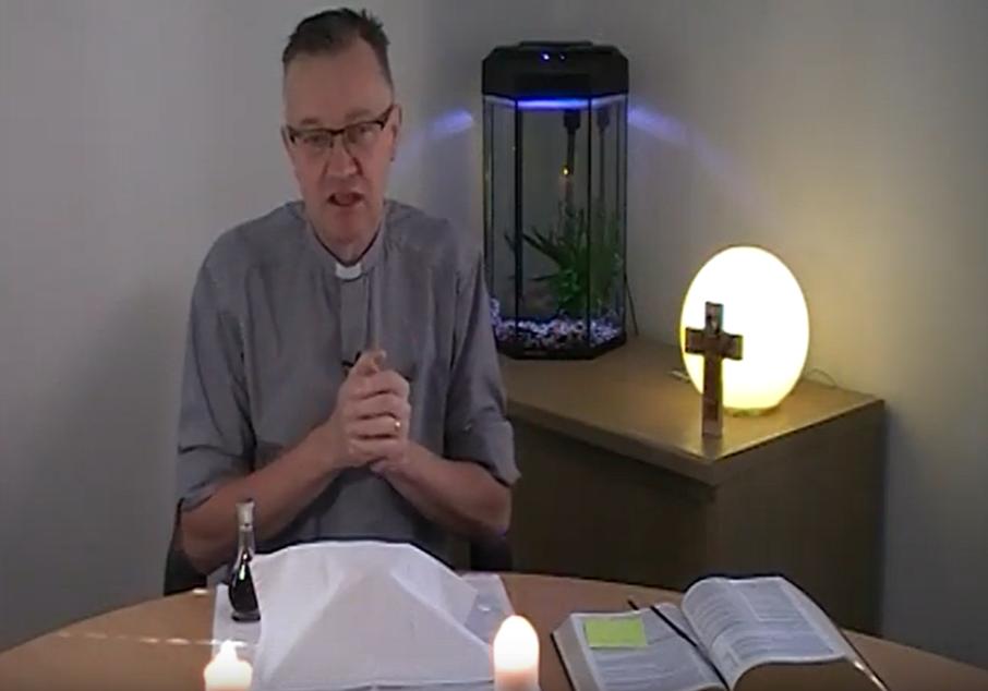 Holy Communion - 8 April 2020
