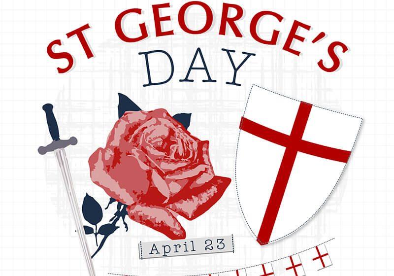 Saint George's Day - 23 April 2020